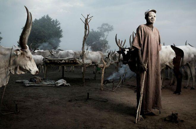 Mundari Tribe: South Sudan