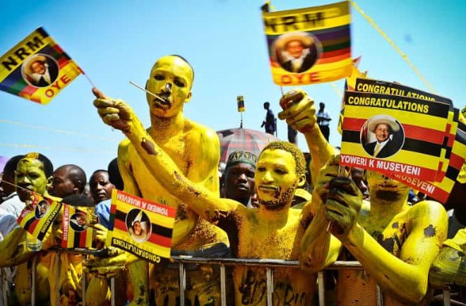 Will Uganda elect a new president next month?