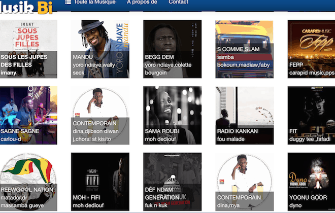 Senegal: MusikBi, Africa's first music download service launched