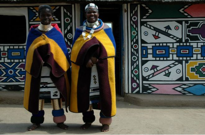 Ndebele People: South Africa