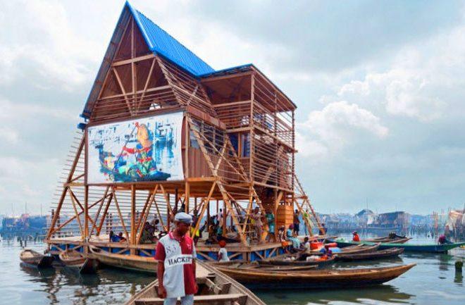 Makoko Floating School: Nigeria