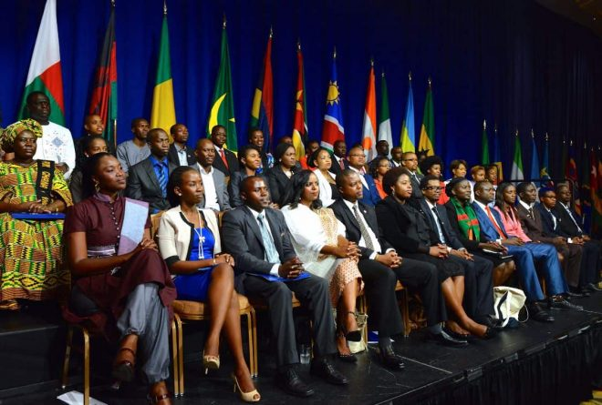 The future of Africa rests with the youth