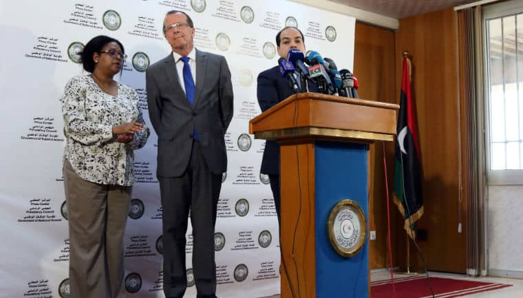 A turning point for Libya?
