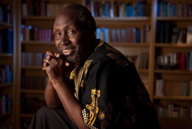 What happened to Ngugi wa Thiong'o's Makerere University?