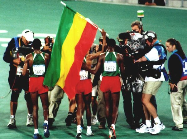 Africa wants the 2025 World Athletics Championships