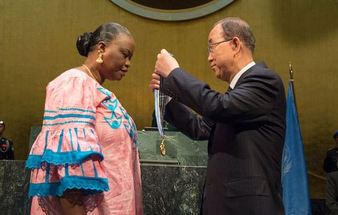 UN honours valiant Senegalese peacekeeper Capt Mbaye Diagne, who saved hundreds during the Rwandan genocide