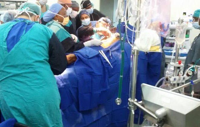 Tanzania's JKHI in Muhimbili National Hospital records first bypass heart operation