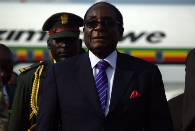 Why are Africans making up fake Robert Mugabe quotes?