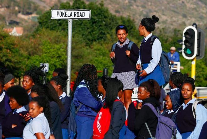 Why South Africans burn their schools