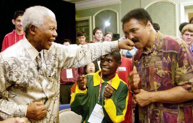 Muhammad Ali in pictures