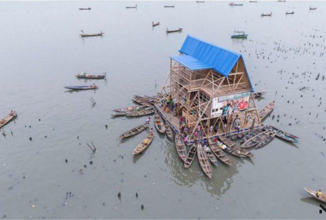 Now that the Makoko floating school has fallen