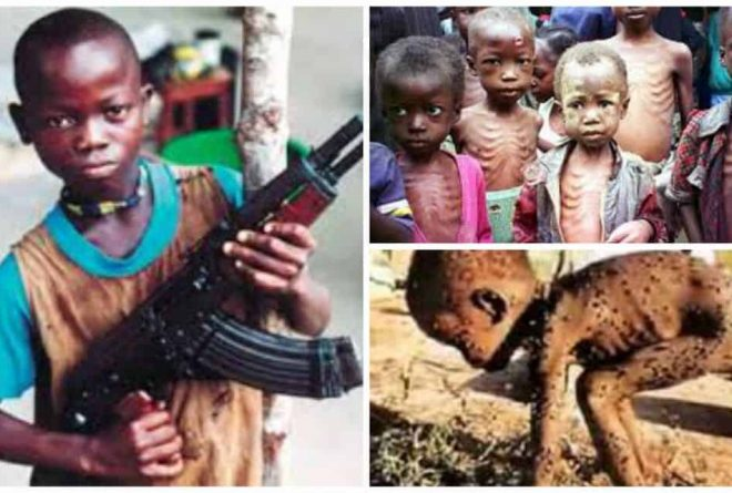 """Google """"African Children"""" and then """"American Children"""". The results will surprise you"""