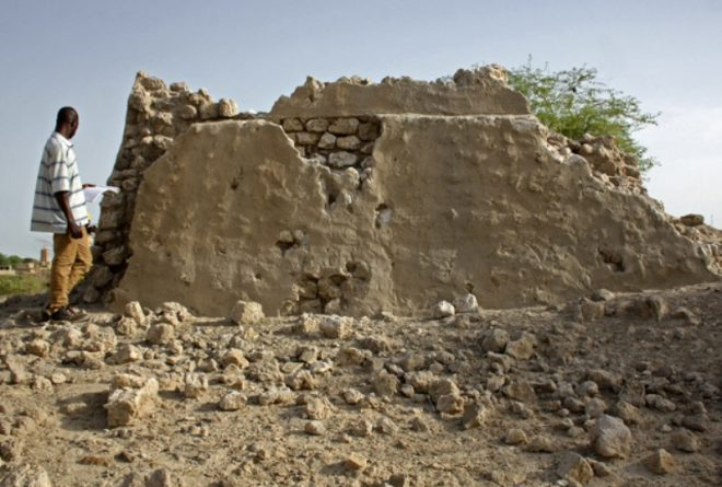 Revisiting Mali's historic site destroyed by terrorists