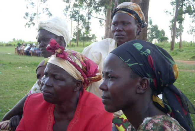 What say do women have in Kenya's peace and security?