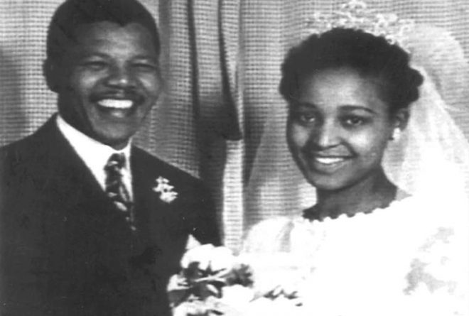 """""""Mother of the Nation"""": Winnie Madikizela-Mandela in pictures"""