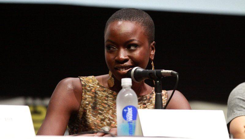 Zimbabwean actress, Danai Gurira joins Lupita Nyong'o in 'Black Panther'
