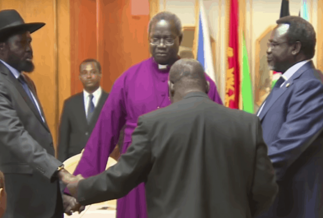 South Sudan: Is it time the ICC got involved?