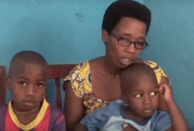 """""""We live in fear, think of me, my family and my children,"""" pleads wife of missing Burundian journalist Jean Bigirimana"""