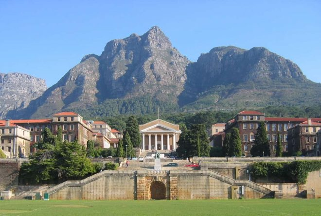 Only South African and Egyptian universities make list of a world's top 1000