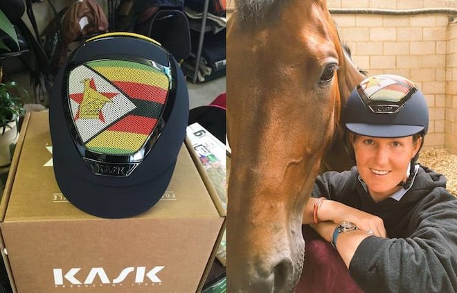 Meet Camilla Kruger: Zimbabwe's first Olympics equestrian rider