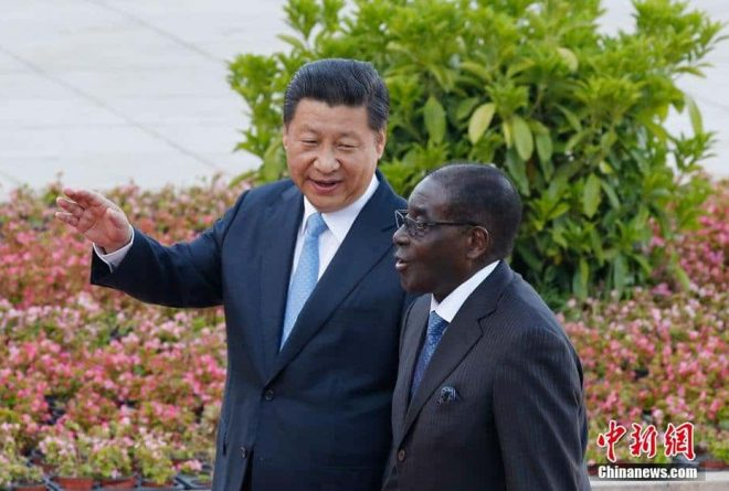 THINK AGAIN: As Mugabe fights for his political future, why is China so silent?