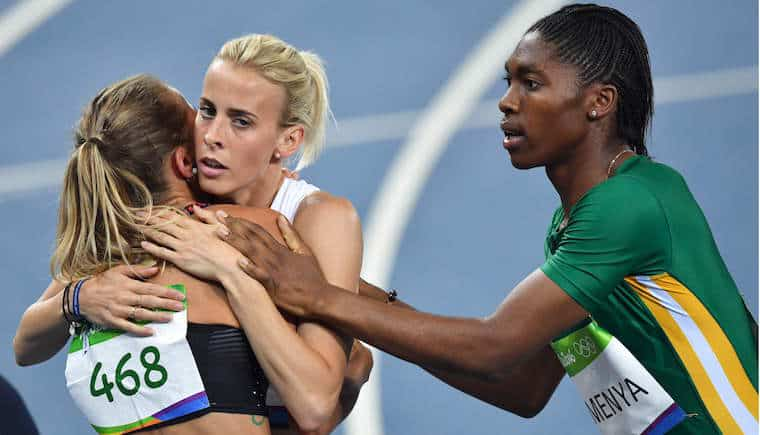 Female athletes considered cheats for what their bodies do naturally