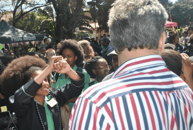South Africa: Education authorities to launch an inquiry into racial discrimination at Pretoria Girls High