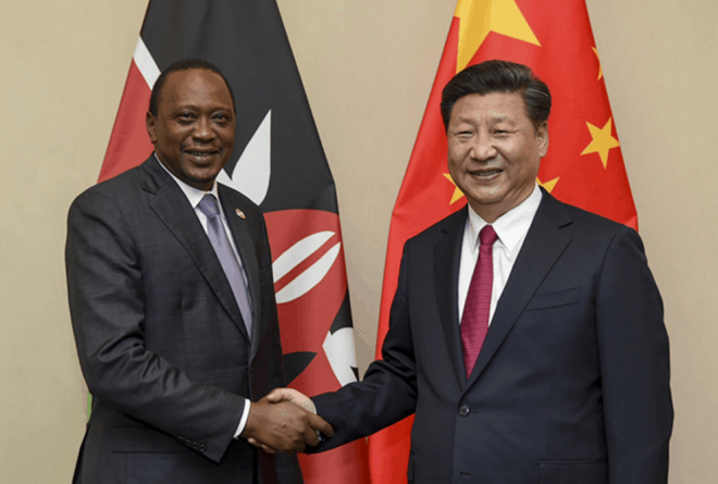 The unexpected virtues of flirting with dictatorship: Why Kenya's ruling coalition is getting cosy with the Communist Party of China
