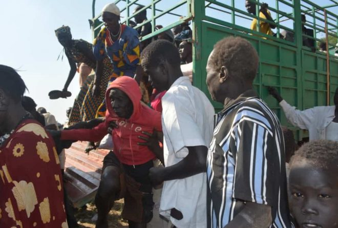 Uganda struggles with the continued influx of refugees from South Sudan