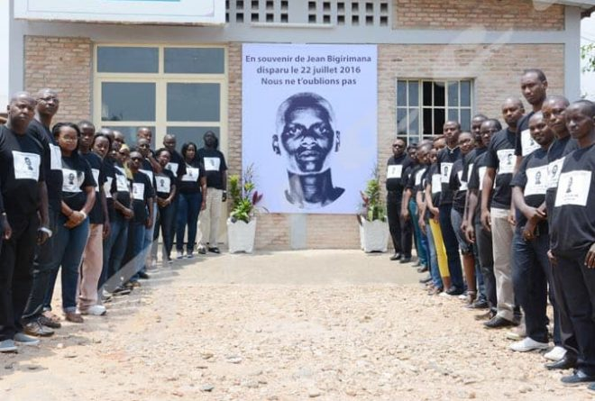 "Missing Burundian journalist Jean Bigirimana remembered as a ""calm, wise man"""