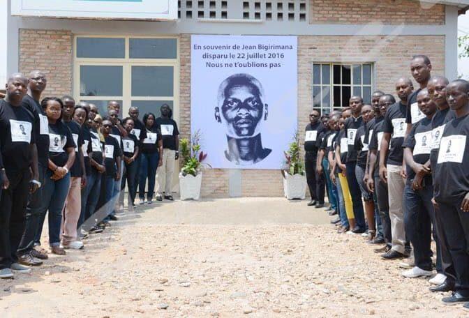 "Missing Burundian journalist Jean Bigirimana remembered as a ""calm, wise man"""