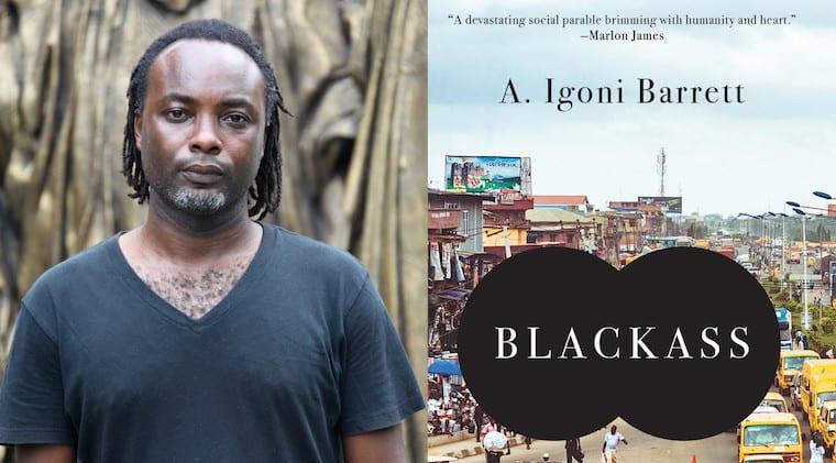 Blackass – a review of A. Igoni Barret's satirical novel