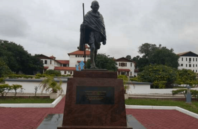 Malawian court gives injunction to stop construction of Mahatma Gandhi statue