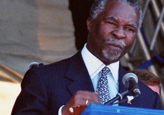 New UNISA Chancellor Thabo Mbeki condemns xenophobic attacks