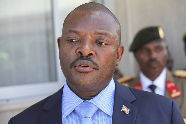 Burundi withdraws from the International Criminal Court
