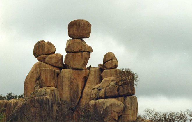 Matobo or Matopos Hills: Zimbabwe