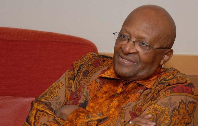 10 quotes from Archbishop Emeritus Desmond Tutu