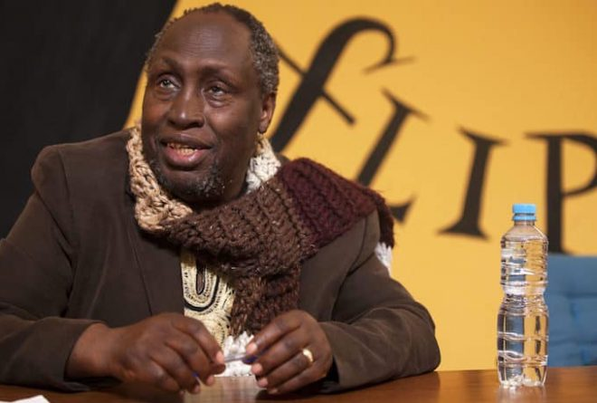 Ngugi wa Thiong'o awarded South Korea's prestigious Pak Kyong-ni Literature Award