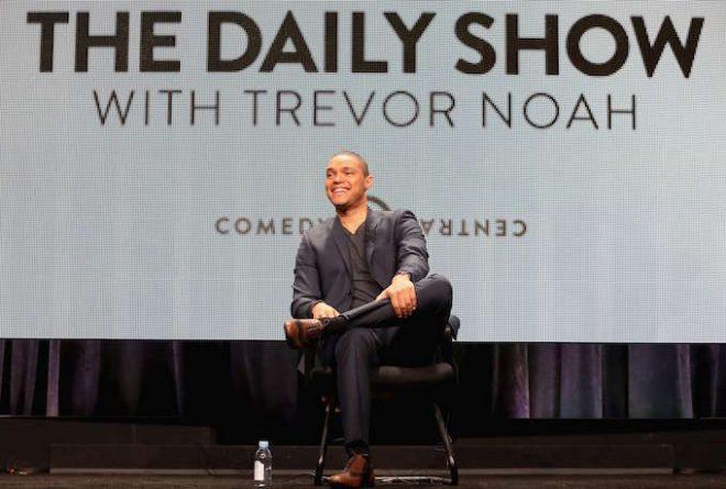 Trevor Noah named a TIME magazine 'next generation leader'
