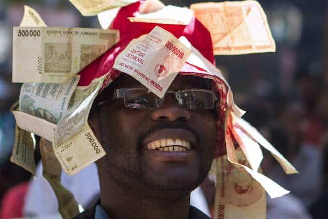 'Capital' and Inequality in Zimbabwe