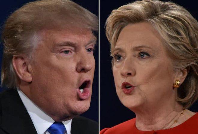 Trump versus Clinton: Observations on the first Presidential Debate