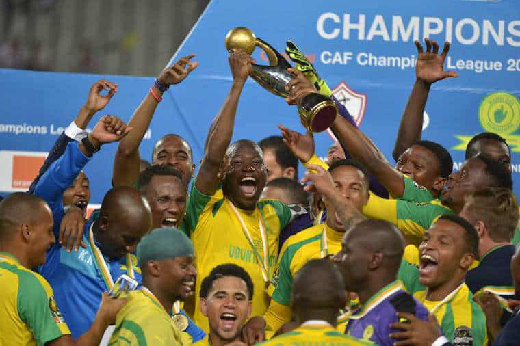 South Africa: Mamelodi Sundowns crowned Champions League winners | This is  africa