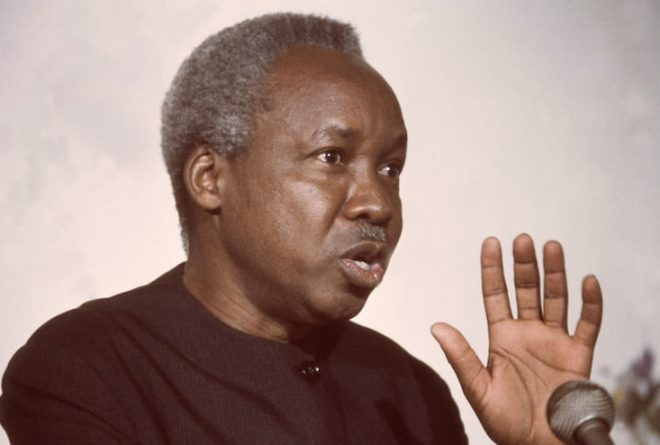 10 pictures of Julius Nyerere