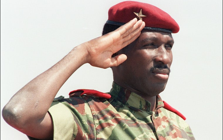 Burkina Faso Begin Trial Of 14 Men Linked To Thomas Sankara Assassination