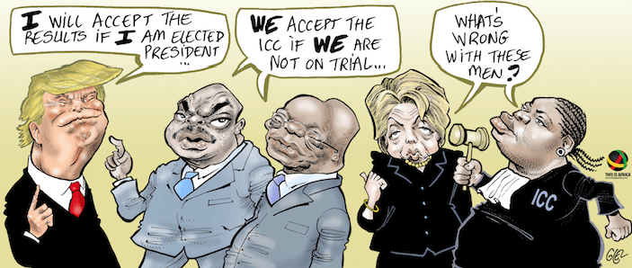 Cartoon: Of ICC exits and sore losers