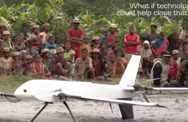 WATCH: Madagascar starts using drones to deliver essential healthcare services