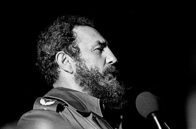 Africa's Struggle History Absolves Fidel Castro