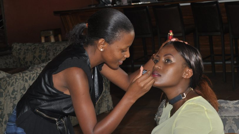 Is make-up really necessary?