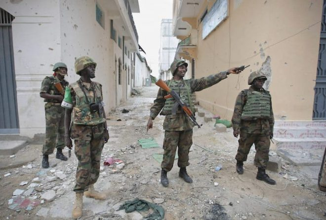 Somalis warned to stop seeking justice in Al-Shabaab courts