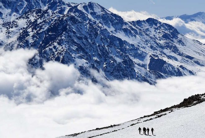 Oukaimeden: Africa's highest ski resort